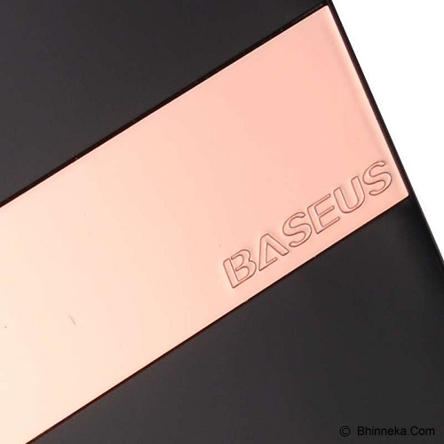 BASEUS Sky Case for Apple iPhone 5/5s [SPAPIPH5-01] - Black - Casing Handphone / Case